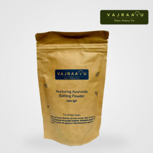 Nurturing Ayurveda Bathing Powder